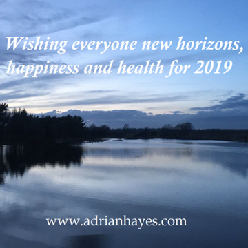 New Year, New Horizons, New Goals